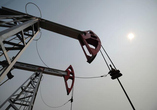 Hanti-Mansiysk`ta  petrol uretimi