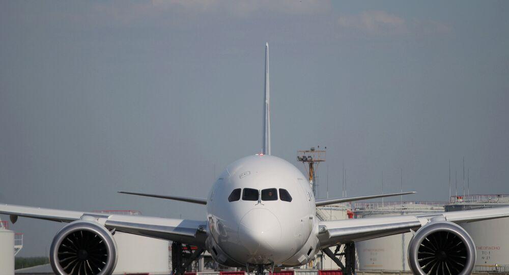 Boeing 787 Dreamliner Rusya'ya uçuşlara başladı
