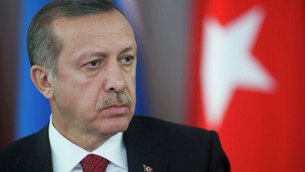 Türkiye Cumhurbaşkanı Recep Tayyip Erdoğan - Sputnik Türkiye