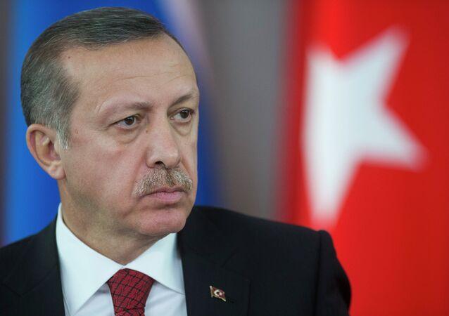 Türkiye Cumhurbaşkanı Recep Tayyip Erdoğan