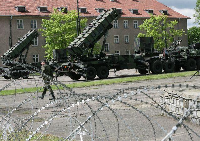 Polonya'da Patriot Füzeleri