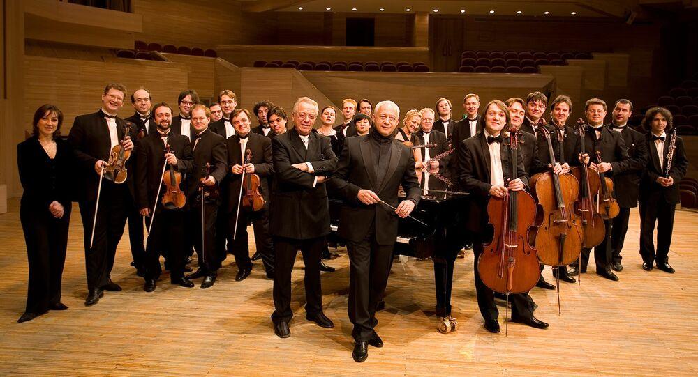 """Rusya Devlet Oda Orkestrası """"Moskova Virtüözleri"""""""