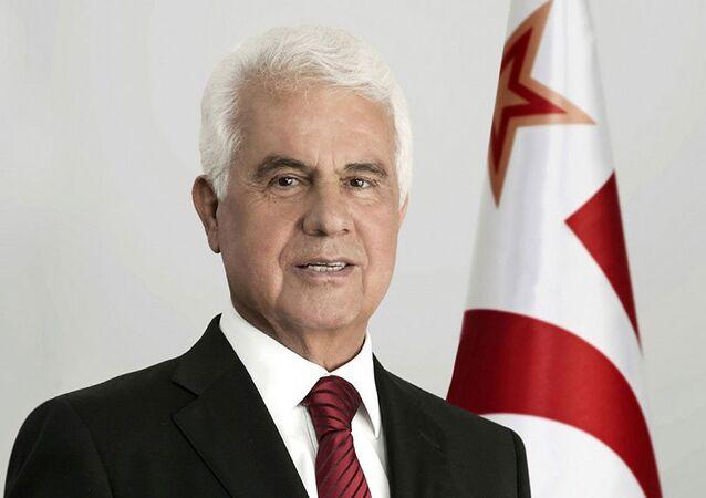 Kuzey Kıbrıs Türk Cumhuriyeti Cumhurbaşkanı Derviş Eroğlu