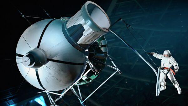 Uzay yolculuğu - Sputnik Türkiye