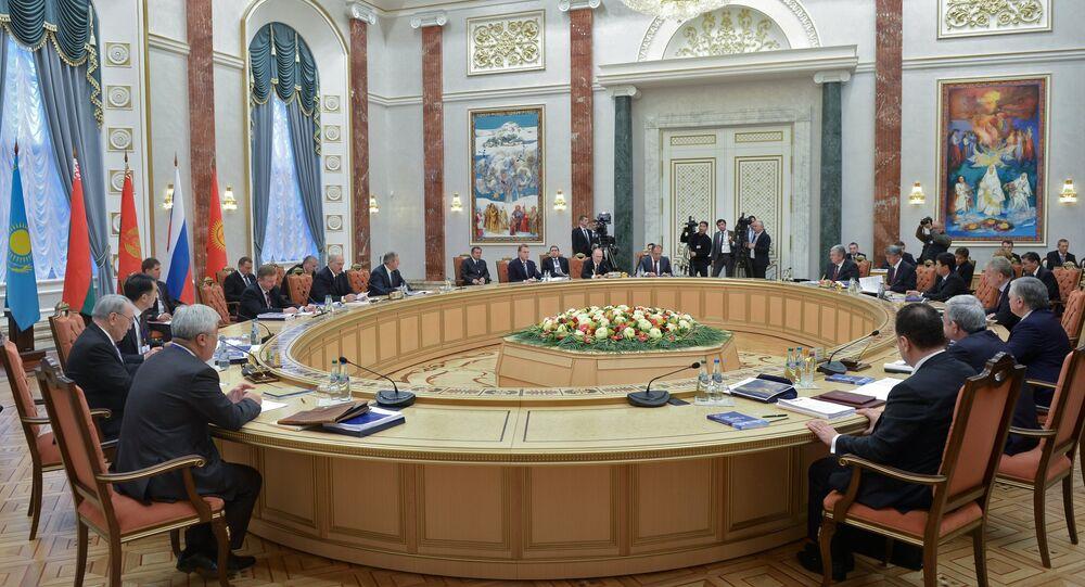 Rusya devlet başkanı Vladimir Putın'in Belorusya ziyareti