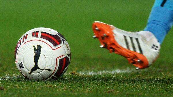 Futbol maçı. Top - Sputnik Türkiye