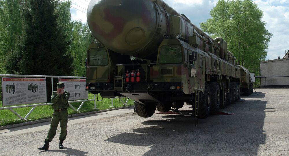 Topol-M balistik füze