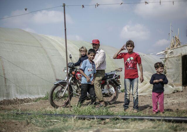 Suriye-Mülteciler