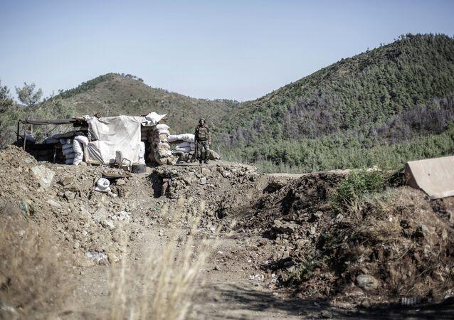 Suriye Asker Dağlar