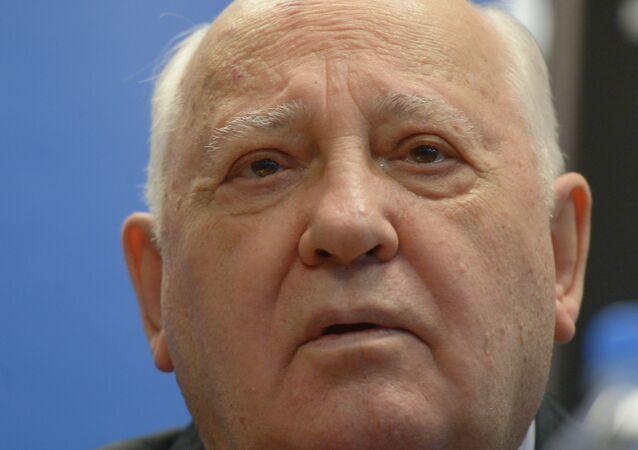 Mihail Sergeyeviç Gorbaçov