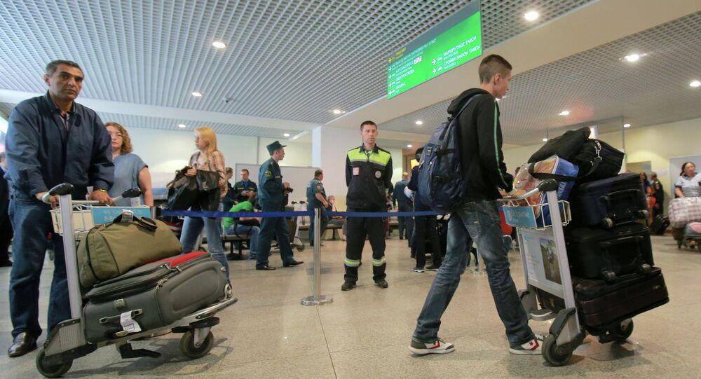 Domodedovo Havaalanı