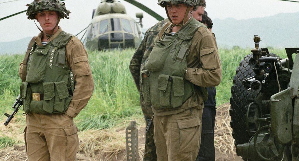 Ermenistan askerleri