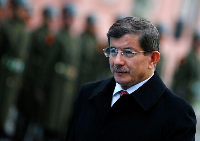 Türkiye Başbakan Ahmet Davutoğlu