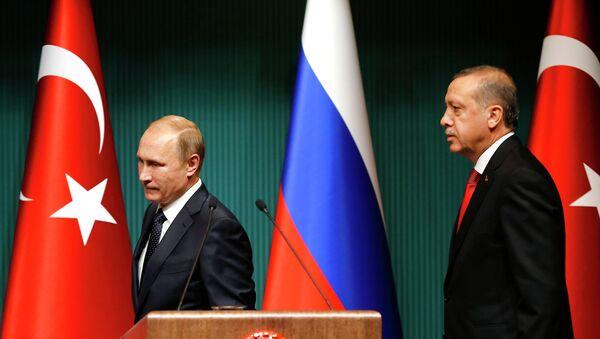 Rusya-Türkiye ilişkileri - Sputnik Türkiye