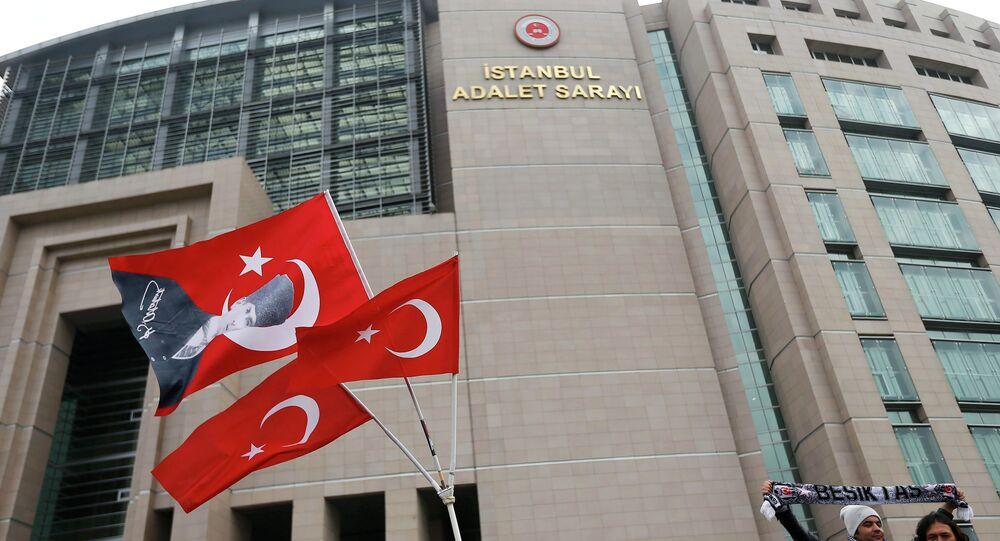 İstanbul Adalet Sarayı
