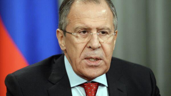 Rusya Dışişleri Bakanı Sergey Lavrov, - Sputnik Türkiye