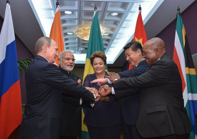 BRICS ülkeleri.  BRICS bankası