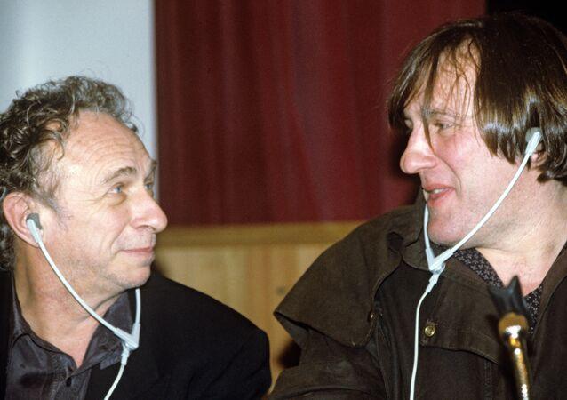 Pierre Richard ve Gerard Depardieu