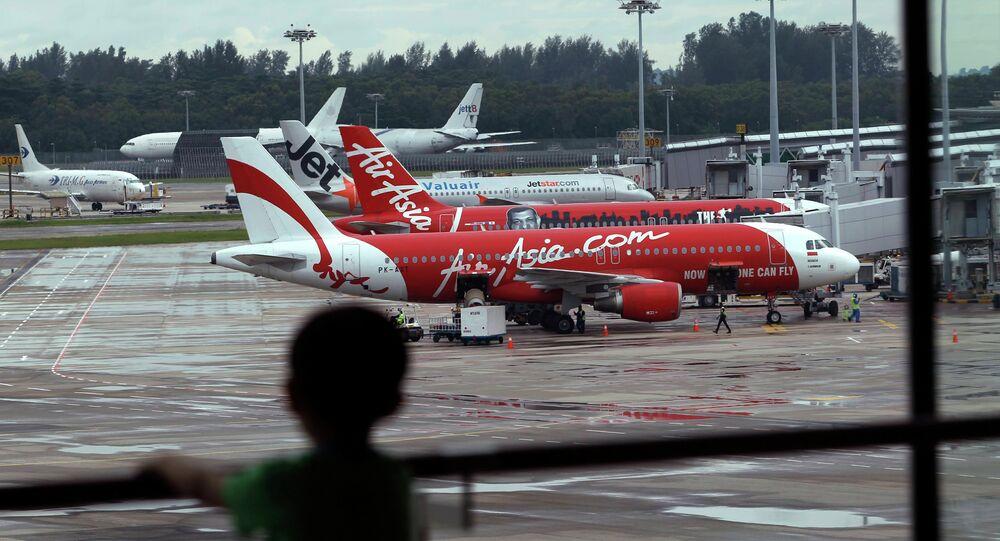Endonezya AirAsia uçağını