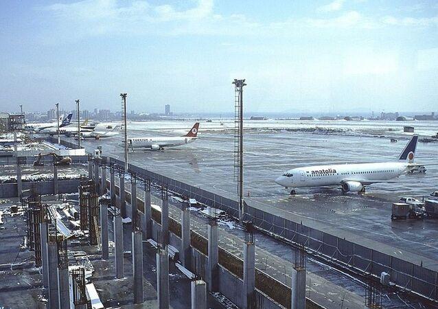 İstanbul Atatrürk Havalimanı