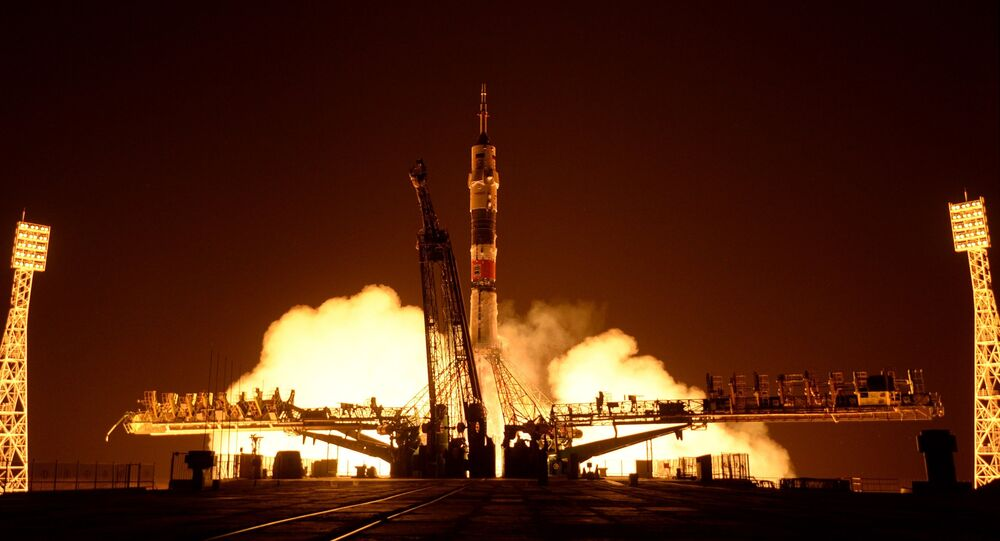 Soyuz- Baikonur Uzay Üssü