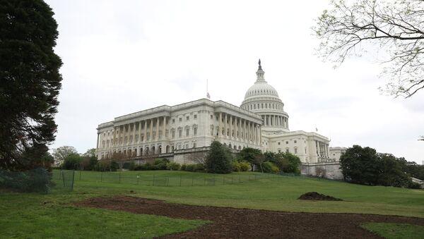 ABD Senatosu - Sputnik Türkiye