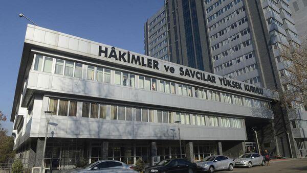 HSYK - Sputnik Türkiye
