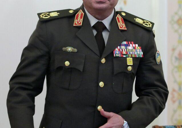Mısır Cumhurbaşkanı Abdülfettah el-Sisi