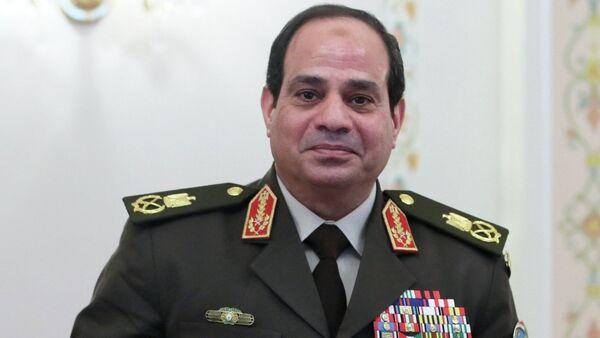 Mısır Cumhurbaşkanı Abdülfettah el-Sisi - Sputnik Türkiye