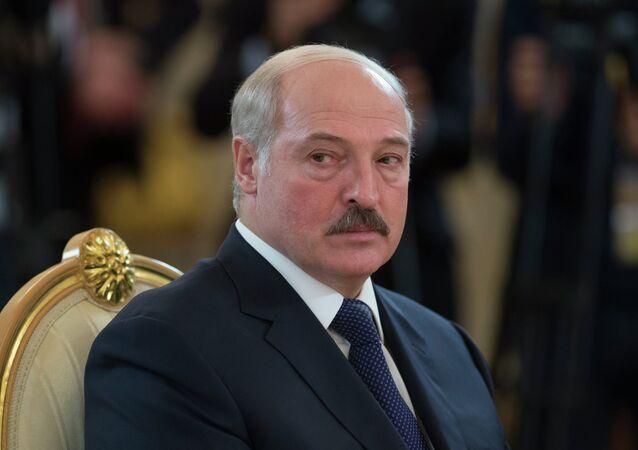 Belarus Cumhuriyeti Devlet Başkanı Lukaşenko