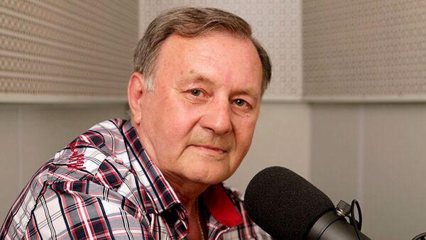 Siyaset bilimci Stanislav Tarasov - Sputnik Türkiye