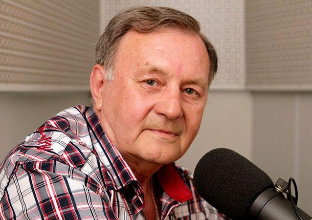 Siyaset bilimci Stanislav Tarasov