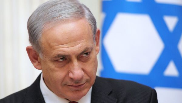 İsrail Başbakanı Binyamin Netanyahu - Sputnik Türkiye