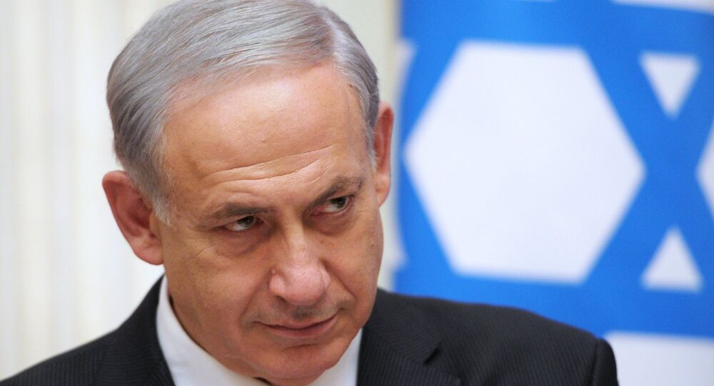 İsrail Başbakanı Binyamin Netanyahu