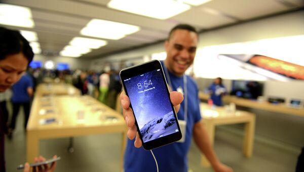 Apple iPhone 6 - Sputnik Türkiye