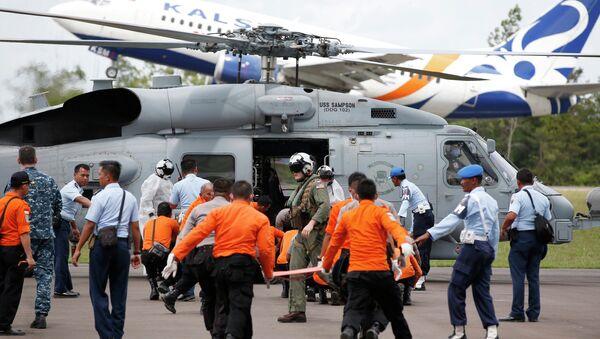 Endonezya AirAsia uçağı - Sputnik Türkiye