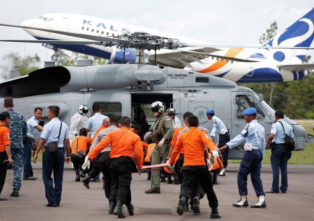 Endonezya AirAsia uçağı