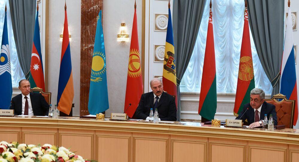 Ermenistan, Avrasya Ekonomik Birliği'nde