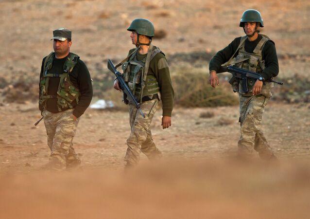 Suriye sınırı