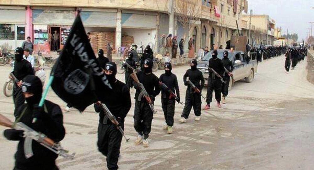 Irak Şam İslam Devleti militanları