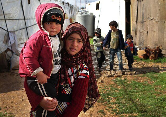 Suriyeli sığınmacılar-Lübnan