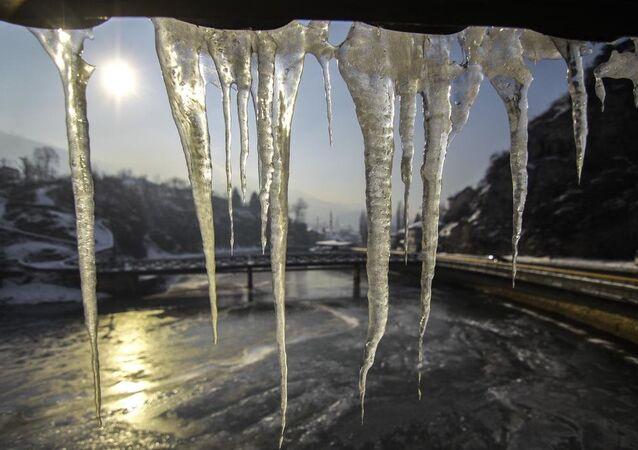 Soğuk hava-kar yağışı