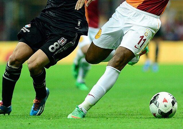 Beşiktaş-Galatasaray derbisi