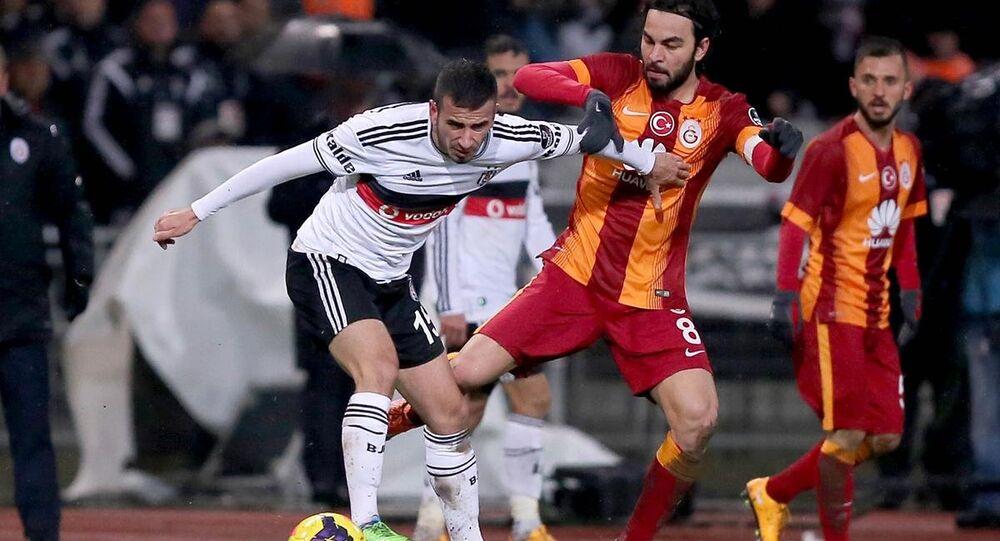 Beşiktaş-Galatasaray maçı