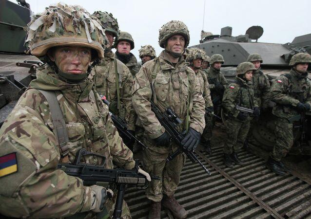 NATO misyonu Afganistan