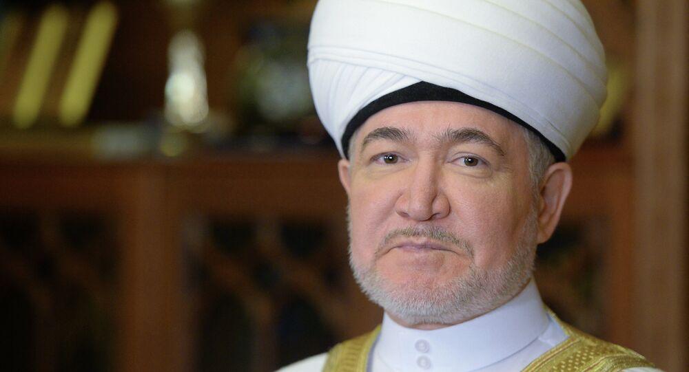 Rusya Müftüler Konseyi Başkanı Ravil Gaynuddin