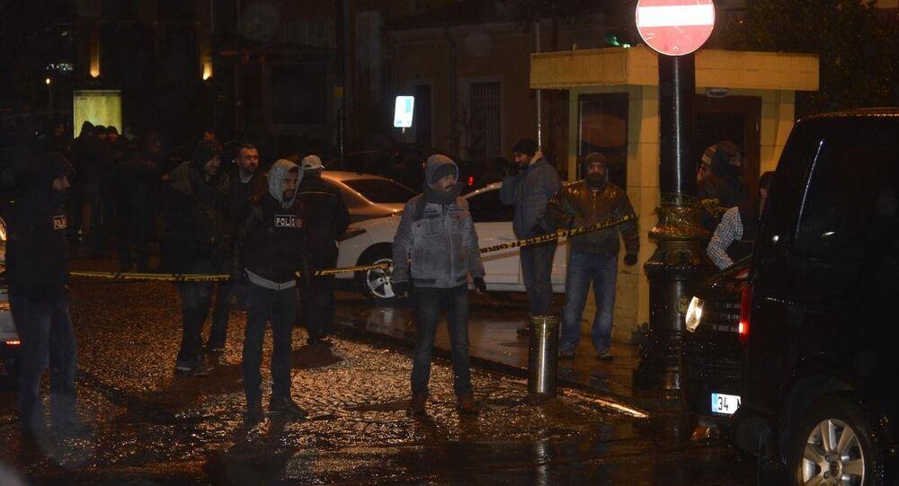 İstanbul Sultanahmet'te bombalı saldırı