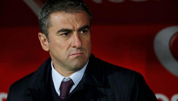 Galatasaray Teknik Direktörü Hamza Hamzaoğlu - Sputnik Türkiye