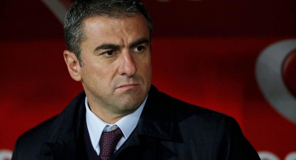 Galatasaray Teknik Direktörü Hamza Hamzaoğlu