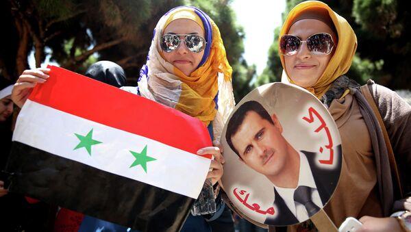 Suriye krizi - Sputnik Türkiye